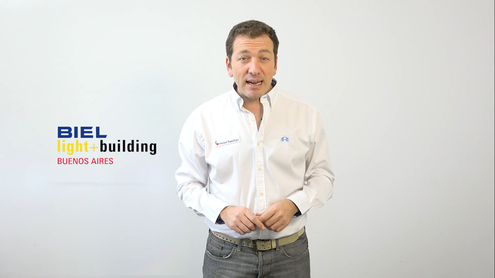 BIEL Light + Building Buenos Aires: Instructional videos